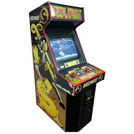Mortal Kombat Arcade Fighting Game