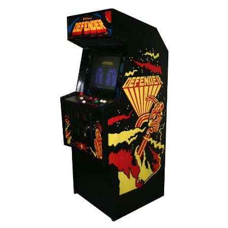 Defender/MultiWilliams Arcade Game