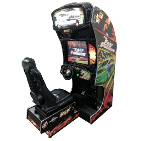 fast and furious arcade game plan entertainment